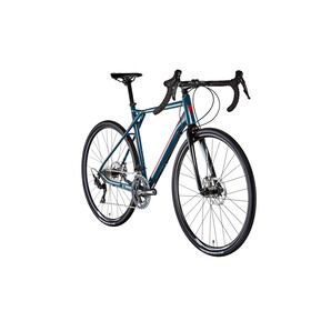 GT Bicycles Grade Al Expert gloss slate blue/red/black